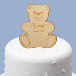cake topper ours
