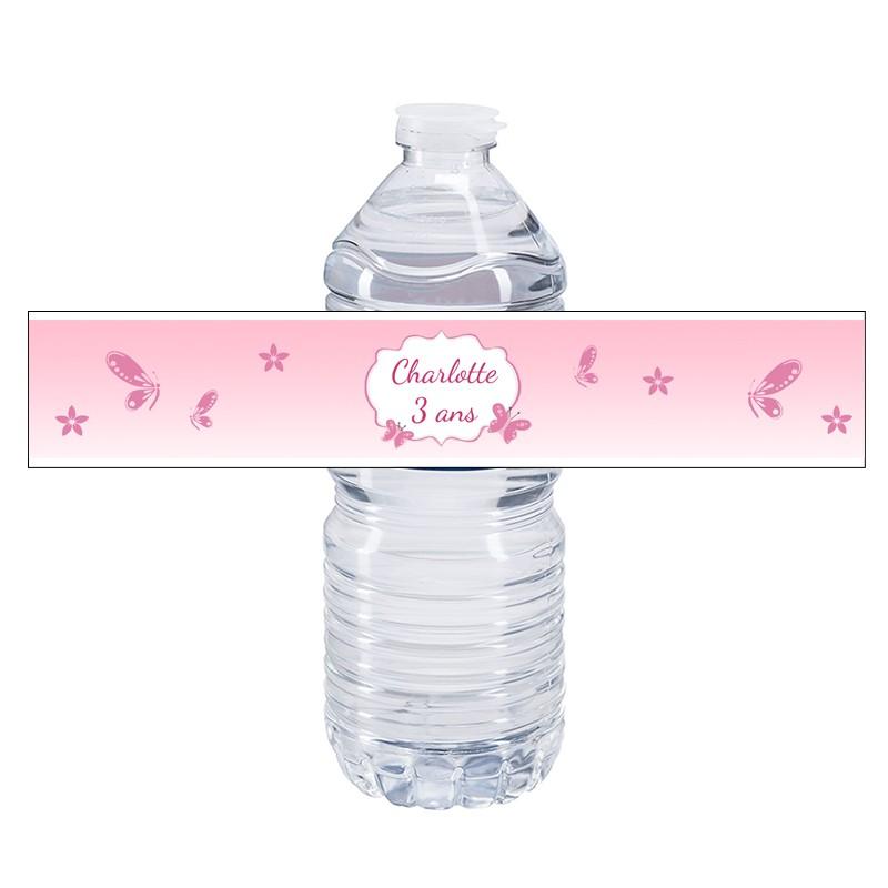 bouteille eau personnalisee