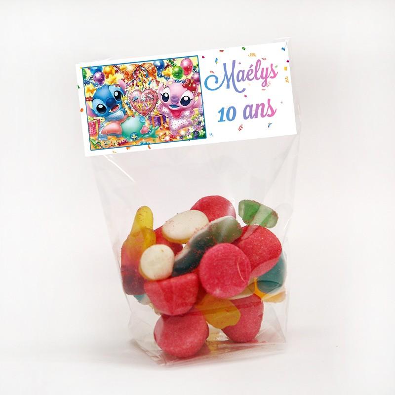 sachet bonbon stitch