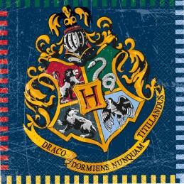 serviette en papier Harry Potter