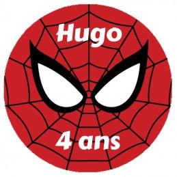 etiquette spiderman