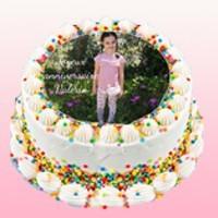 Photo pour gâteau