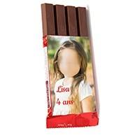 Emballage chocolat Kit-Kat
